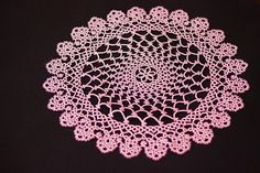 Large Tatted Doily