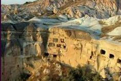Nevsehir s underground city is the largest found in Turkey.