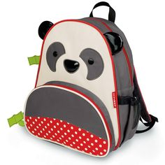 Skip*Hop panda preschool backpack