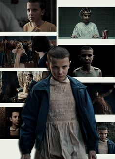 """""""She's our friend and she's crazy!"""" (Stranger Things, Eleven)"""