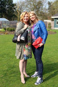 Kleding 10 april | Loretta en Pernille