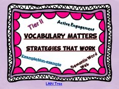 LMN Tree: Vocabulary Matters: Wrapping it Up