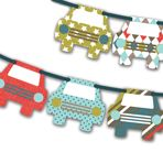 DIY Car Themed Party Decorations #kids #party #ideas