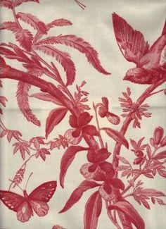 Fresco Rose     beautifulfabric.com