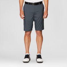 Men's Striped Golf Short - Jack Nicklaus - Black 34