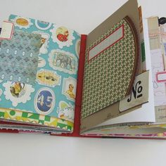 empty journal ...ready to be written in (Mary Ann Moss' istanbul journal)