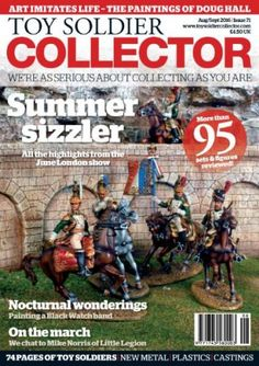 Toy Soldier Collector - August-September 2016