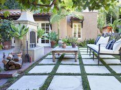 Tour #LaurenConrad's Former LA Home: Patio>> http://www.frontdoor.com/photos/tour-lauren-conrads-los-angeles-home-for-sale?soc=pinterest