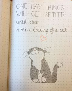 Here is a drawing of a cat... in dots