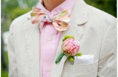 Preppy groom