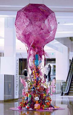 Installation Art | Candy pop installation art » Lost At E Minor: For creative people