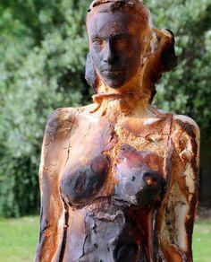Matteo Lucca's Figurative Bread Sculpture   Hi-Fructose Magazine