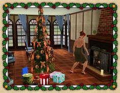 Around the Sims 3 | Downloads | Objects | Christmas