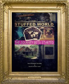 Stuffed World http://www.amazon.com/dp/B01ACNZ95K It is a new book but it feels like a classic, sounds crazy, but is true, this is us, check us out: #StuffedWorld