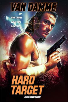 Hard Target, 1993 by Ralf Krause