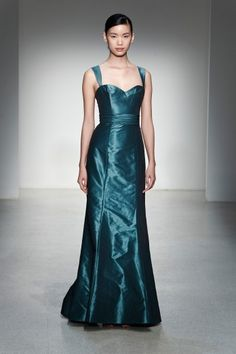 Cheap Simple A-line Spaghetti Straps Ruching Floor-length Taffeta Evening Dresses From Highly Praised Online Shop