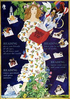 Reading is fun/ Tord Nygren (1997)