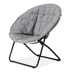 you'll love the cozy, casual look of the hex lounge chair from