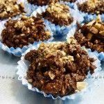 Croccante ai cereali e cioccolato ricetta veloce