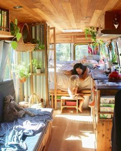 VAN LIFE Guide At first glance, seems to be perfect. However, you shouldn't underestimate it. In this guide we cover EVERYTHING you need to know about VAN LIFE Interior Ikea, Camper Interior Design, Van Interior, Motorhome Interior, Tiny House, Bus House, House Wall, Bus Life, Camper Life
