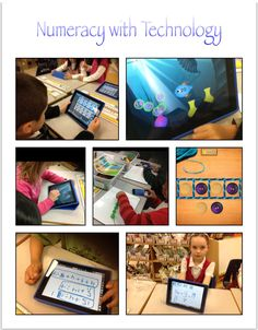 Learning and Sharing with Ms. Lirenman: Using an iPad in a Grade One Classroom