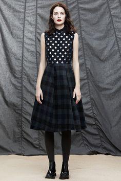So Cute, So Wearable — Polka Dots! #NYFW