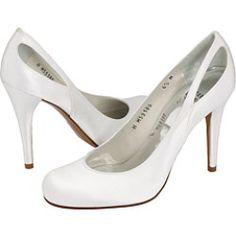 Stuart Weitzman Bridal - Select (White Satin) - Footwear, $97.50 | www.findbuy.co