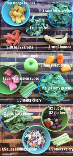 It is recommended that we eat 5 servings of fruit and veggies each day.