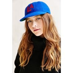 American Needle Stateman Wool Baseball Hat (41 CAD) ❤ liked on Polyvore featuring accessories, hats, blue multi, blue baseball cap, american needle snapback, wool baseball cap, wool hat and blue snapback hats