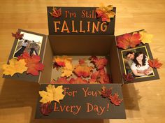 """I'm Still Falling For You Every Day"" Care Package!"