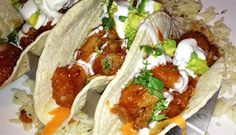 Fish City Grill in Texas, more images of their tacos, sent to us by customers off of restaurant review site. When you are in Texas, make it a point to visit them. The reviews I have read are great.