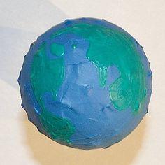 Como fazer um globo terrestre | eHow Brasil