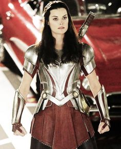 First Look at Sif on Marvels Agents of SHIELD! Is this for real?!?!?!