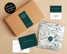 Custom Packaging, Brand Packaging, Packaging Design, Branding Design, Box Packaging Templates, Ecommerce Packaging, Packaging Stickers, Secondary Packaging, E Commerce