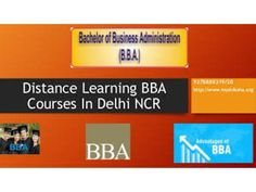 Distance Learning BBA in Delhi <$&*92788-88318*&$> Delhi - Adventure Classifieds