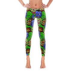 Movie Monster Women's Leggings