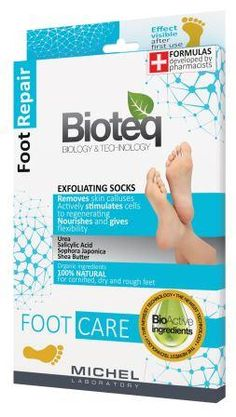 Foot Repair Exfoliating Socks