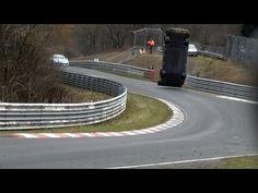 Vídeo: Nissan GT-R 'voa' em Nürburgring +http://brml.co/1I7rTdG