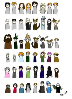 Harry Potter Character Sheet by Ouran-Shadow-Queen