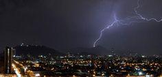 Pronostican precipitaciones y tormenta eléctrica para este fin de semana en Santiago - BioBioChile