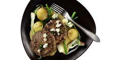 Juhlapyhän murekepihvi. Hyvä ruoka, parempi mieli. Beef, Food, Meat, Essen, Meals, Yemek, Eten, Steak