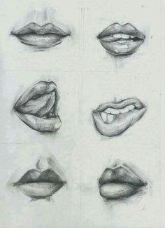 Drawings of lips drawing lips lip drawings drawing faces drawings cartoon lips easy . drawings of lips Drawing Techniques, Drawing Tips, Painting & Drawing, Pencil Drawing Tutorials, Lips Painting, Sexy Painting, Watercolor Tutorials, Watercolor Drawing, Pencil Art