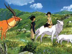 Princess Mononoke Clear File Studio Ghibli From Japan Film Manga, Film Anime, Anime Art, Hayao Miyazaki, Studio Ghibli Films, Art Studio Ghibli, English Animated Movies, Princess Mononoke Wallpaper, Mononoke Anime