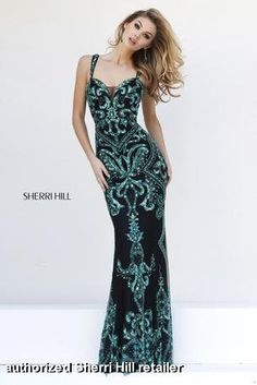 Sherri Hill Fall Homecoming Prom Collection - 9751