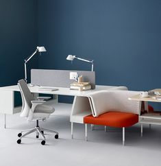 La Oficina Nómada, Un Nuevo Concepto De Herman Miller. Home Office Chairs,  Office