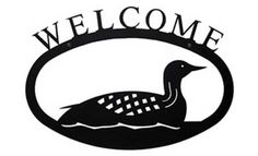 Wrought Iron Fireman Welcome Sign Small by Village Wrought Iron ...
