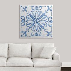 Blue Painting, Painting Prints, Art Prints, Hydrangea Painting, Canvas Wall Art, Canvas Prints, Collage Techniques, Free Canvas, Paper Artwork