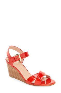STUART WEITZMAN 'Next Wedge' Sandal (Women) (Nordstrom Exclusive). #stuartweitzman #shoes #sandals