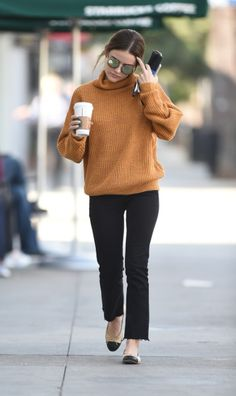Lucy Hale _ street style