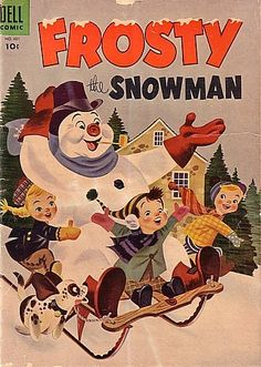 Frosty the Snowman is an American animated television special based on the popular song of the same title. The program, which first aired on December 7, 1969 on CBS